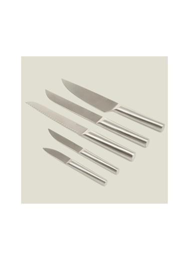 Berghoff Essentials 6 Parça Bloklu Bıçak Seti Renkli